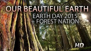 OUR BEAUTIFUL EARTH: A Visual Journey + Earth Day 2015 Video(http://www.NatureRelaxation.com | Give back to Mother Earth this Earth Day - April 22nd, 2015 - by planting a new tree in your area, or by donating to have a tree ..., 2015-04-16T23:36:13.000Z)