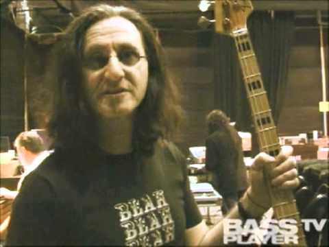 Geddy Lee's 2007 Bass Collection