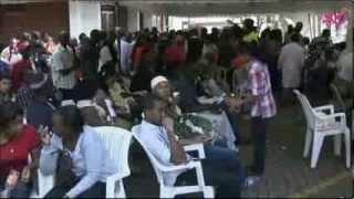 Infodrom: Talci v Nairobiju rešeni