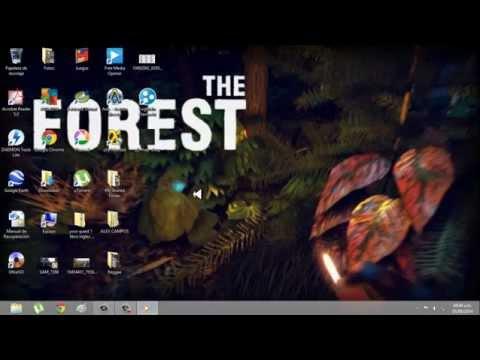 -Como descargar el The forest (RAPIDO Y FACIL)
