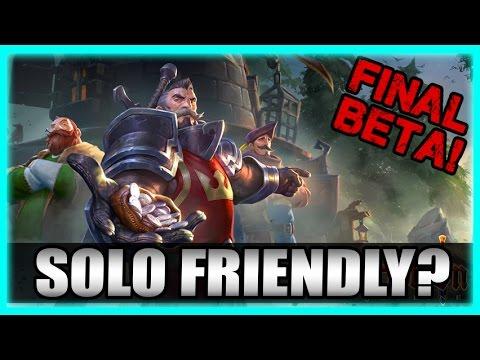 Fresh Start Seasons? Albion Online Final Beta! Galahad Update Impressions Gameplay Part 2