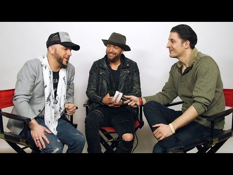 LOCASH on Bad Record Deals and Kesha Behind The Velvet Rope