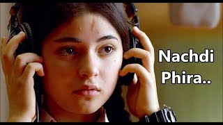 Nachdi Phira Secret Superstar Aamir Khan Zaira Wasim Amit