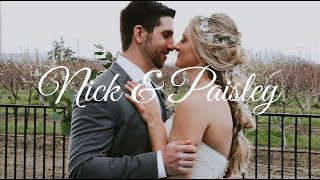 Nick & Paisley - Most Gorgeous Wedding Ever - Brentwood, CA