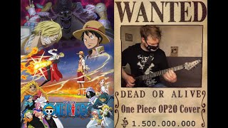 Hope - One Piece OP20 - Guitar cover