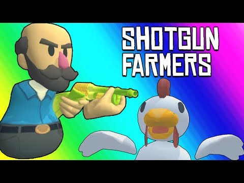 Thumbnail: Shotgun Farmers Funny Moments - Get The Chicken!