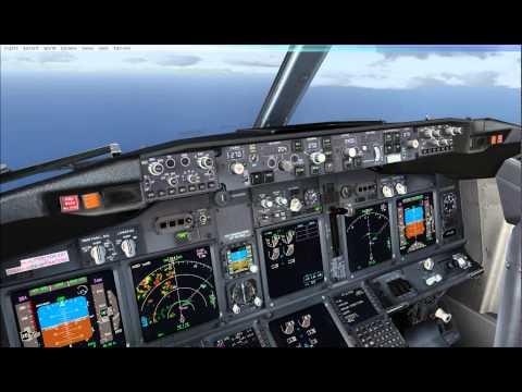 MET6099: Codeshare Flight into Gibraltar