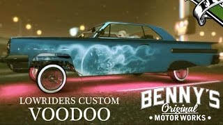 Grand Theft Auto V - Lowriders DLC , New car show case Declasse Vod...