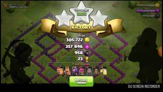 Clash of Clans Base | CLAN WAR DOMINATION | 3 Stars Everywhere