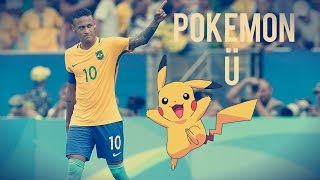 Neymar Jr. - Pokemon U - 2016 HD