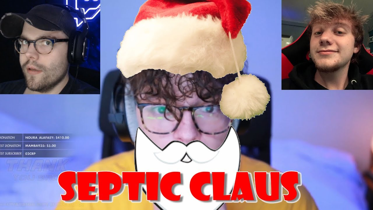 """Steve """"SEPTIC"""" reacts to """"Steven Claus"""""""
