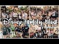 WALT DISNEY WORLD VLOG! | 2020 FAMILY DISNEY VACATION!