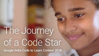 Google Code to Learn: Journey of a Code Star