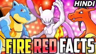 Facts Of Pokémon FireRed / LeafGreen🔥In Hindi | Pokémon Facts In Hindi | Pokémon Game Facts in Hindi