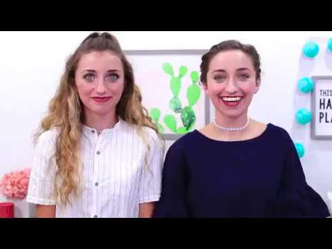 Brooklyn & Bailey Secret Message To Their Fans | They Won Kids and Family - Streamy Awards