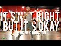 watch he video of Whitney Houston - It's Not Right, But It's Okay | Hamilton Evans Choreography