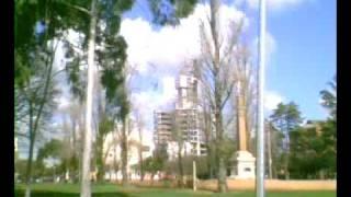 Adelaide by Motorcycle - Helmet Cam Two