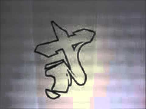 Graffiti alphabet n 4 lettres semi complexes semi wild lettering youtube - Lettre graffiti alphabet ...
