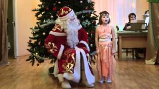Стих для Деда Мороза.