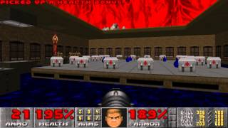 Doom 2 in 21:55 Former World Record