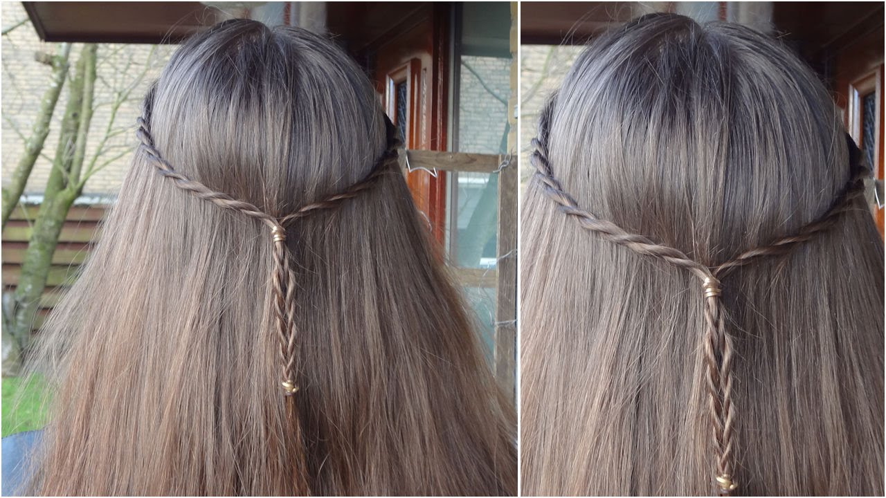 Hair Styles For Spring: DIY Lucy's Style (Prince Caspian) Tutorial