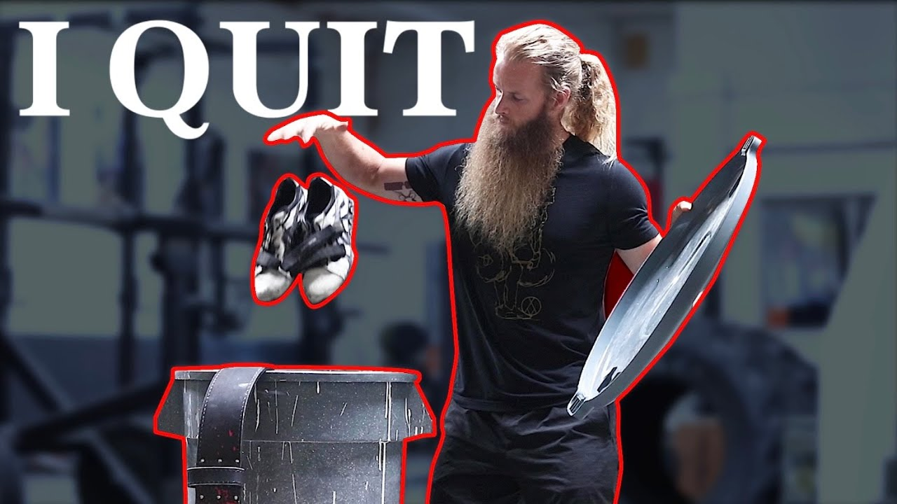 4 reasons why people QUIT going to the gym.