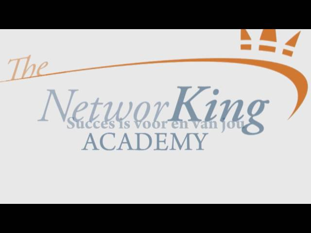 The NetworKing Academy  (Part 1 of 7)