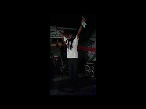 Asante Amen Live @ the Jamaica Music Conference, Nov  20, 2015