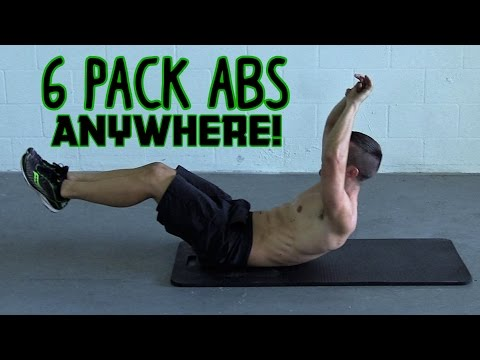 Exercises & Workouts for MEN to Get Six Pack Abs at Home