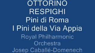 I Pini della Via Appia de Pini di Roma de Ottorino Respighi