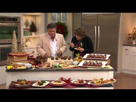 Ship Week 128 Larry Manetti 30 3 oz. Italian Meatballs with Jill Bauer