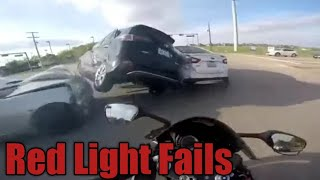 Red Light Fails, Road Rage, Instant Karma, Ignorant Drivers Compilation