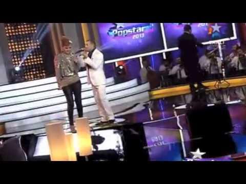 Popstar 2013 İsmail ve Demet Akalın Düeti - Nasip Değilmiş