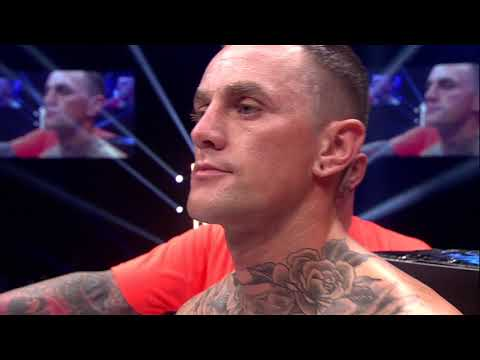 FULL MATCH - Nieky Holzken vs. Cedric Doumbé 2 - Welterweight Title Fight: GLORY 42 Paris