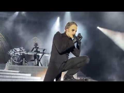 Ghost - Dance Macabre + Square Hammer [Cardiff 17.11.19]