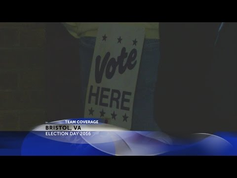 Bristol, Va. voting- 5PM