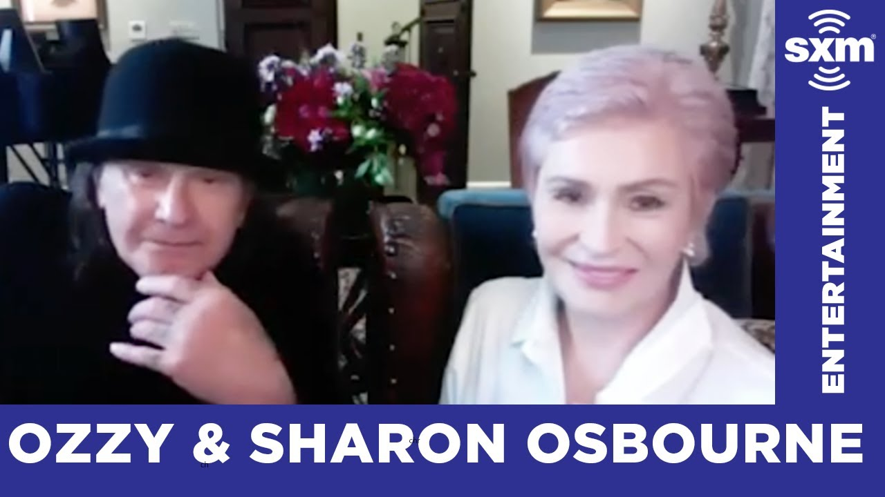 Ozzy & Sharon Osbourne Share Feelings on COVID-19