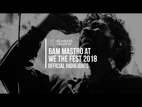 Bam Mastro at We The Fest 2018 Official Highlights