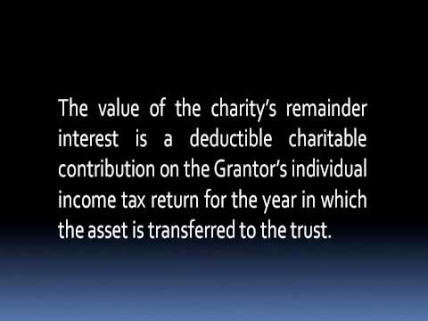 Should You Add a Charitable Remainder Trust to Your Estate Plan?