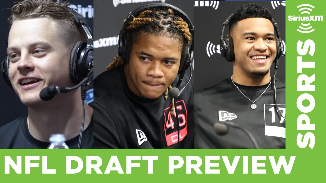Get ready for SiriusXM's coverage of the 2020 NFL Draft
