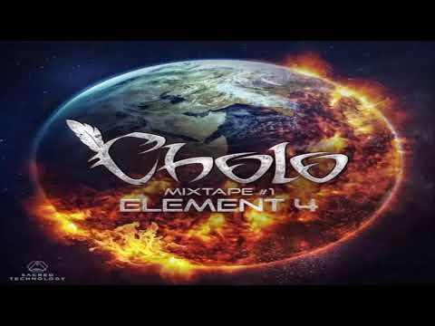 DJ CHOLO - Dj Set ''Element 4 (MixTape 001) 08-11-2017 [Psychedelic Trance]