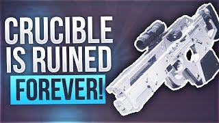 Destiny 2 - THIS WEAPON HAS RUINED CRUCIBLE FOREVER - Most OP Weapon Ever