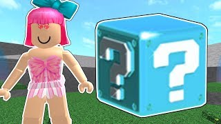 Roblox: DIAMOND LUCKY BLOCK CHALLENGE!!