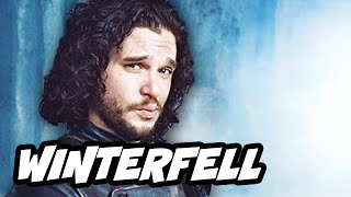 Game Of Thrones Season 5 - Winterfell History
