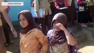 BMKG : Gempa Guncang Kota Mataram Terasa Sampe Lombok hari ini
