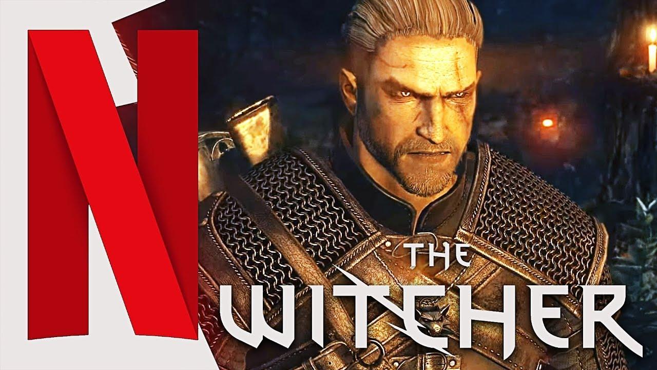 Netflix Witcher Release