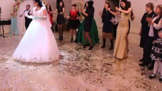 Конкурс на свадьбе Батл танцев 23.01.16 arthall.od.ua