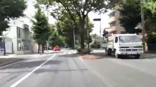 京都市 左京区 修学院~北白川通り~北大路