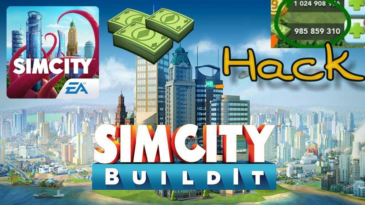 Dinero infinito (HACK) SimCity Buildit android 2018