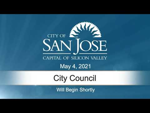 MAY 4, 2021 | City Council, Afternoon Session